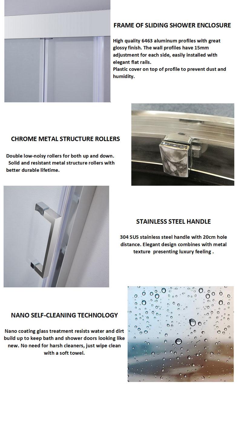 shower enclosure suppliers