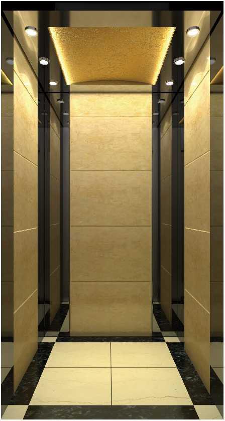 passenger elevator size