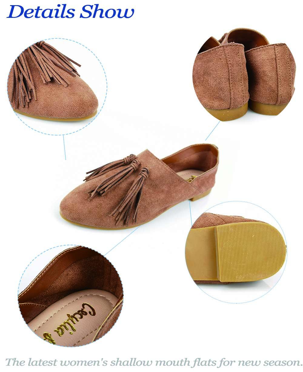 designer flat shoes