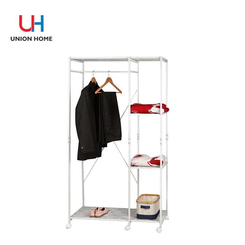 Density board clothes horse
