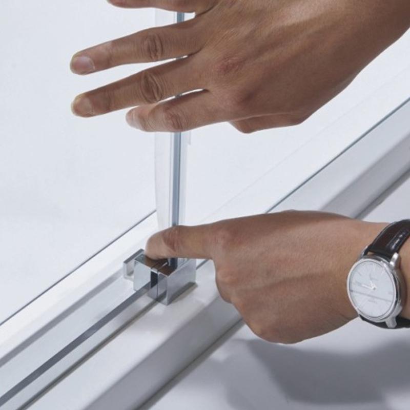 custom shower doors manufacturers