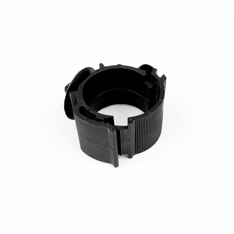 Tustom plastic injection molded small ABS parts with low price