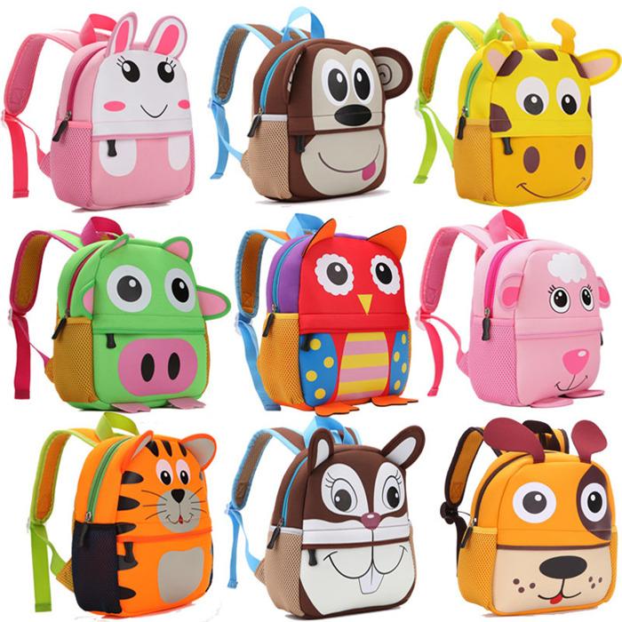 Kindergarten Cartoon Bag