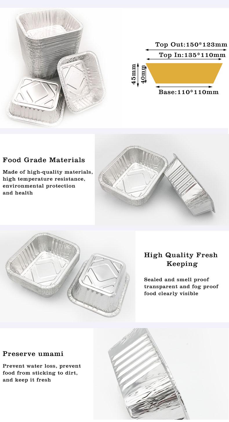 aluminium foil container manufactor
