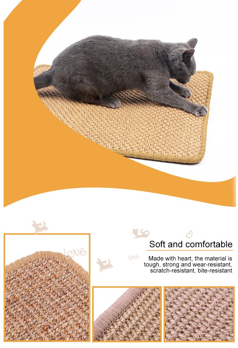 sisal mat for cats
