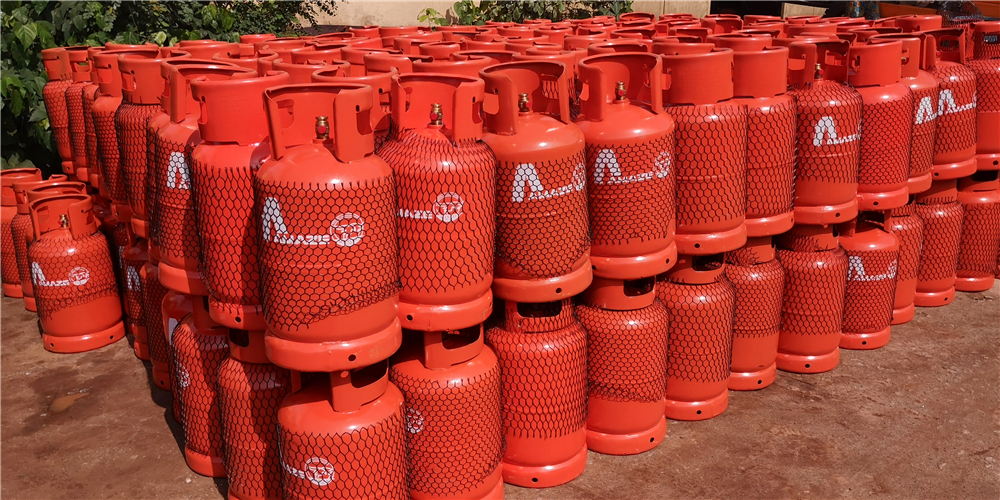 lpg gas cylinder sizes price