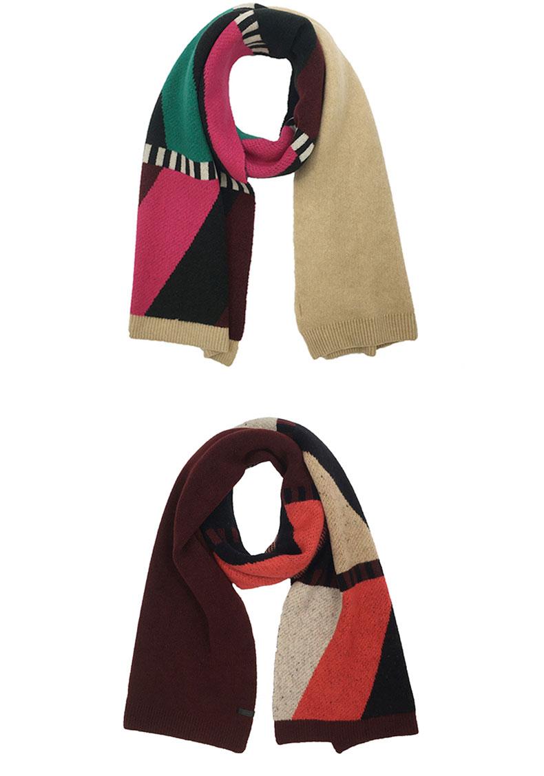 wool scarf women