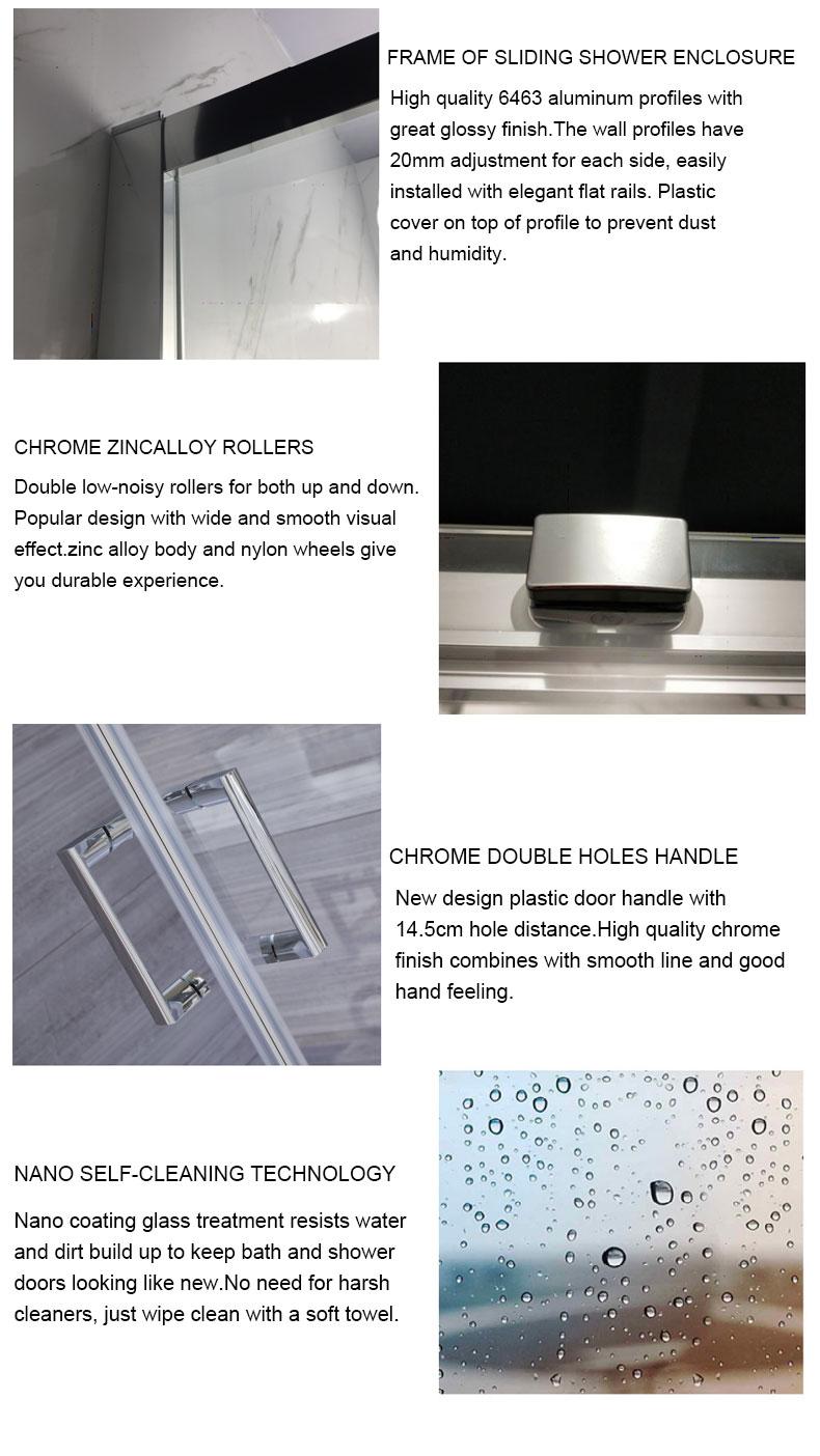 delta shower enclosures manufacturers