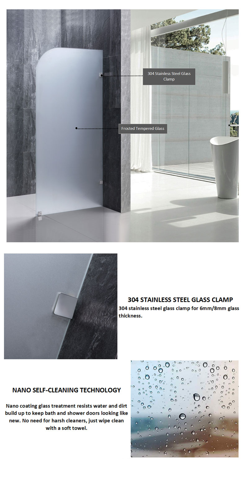 fiberglass shower enclosures manufacturers