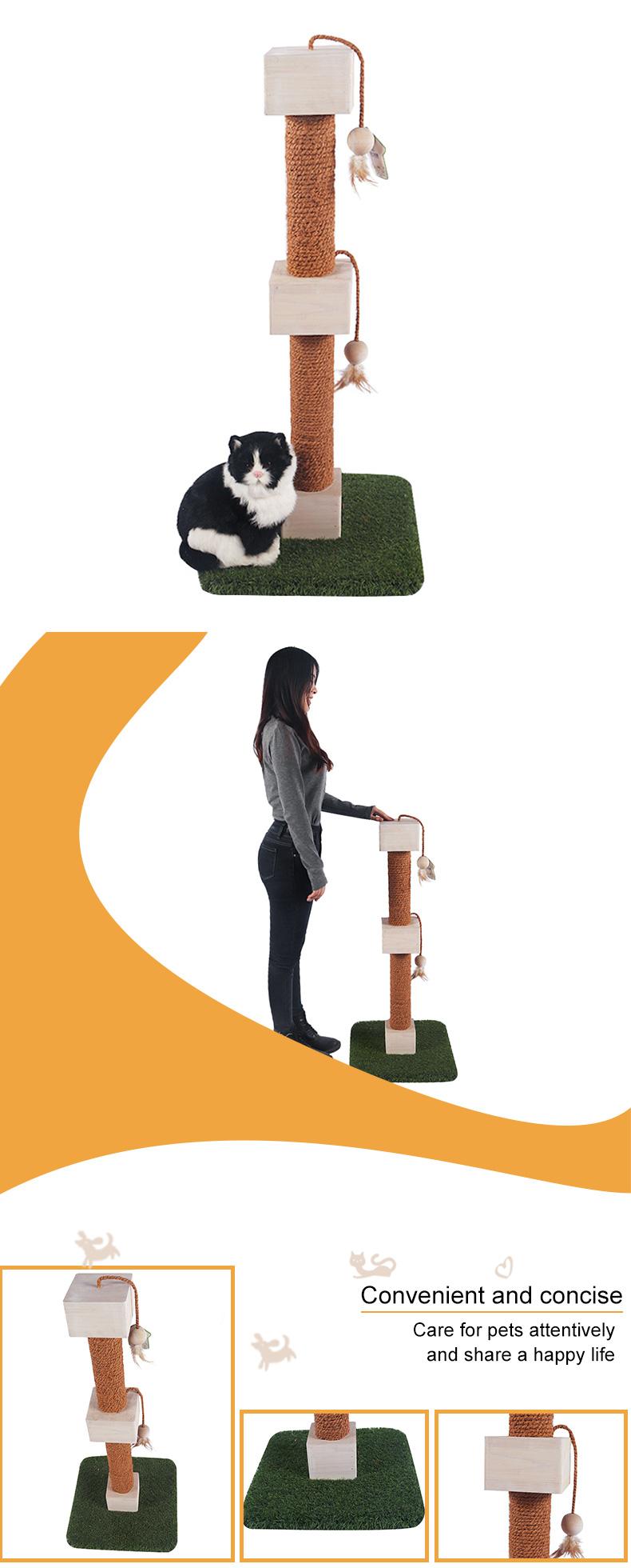 cat climbing frame