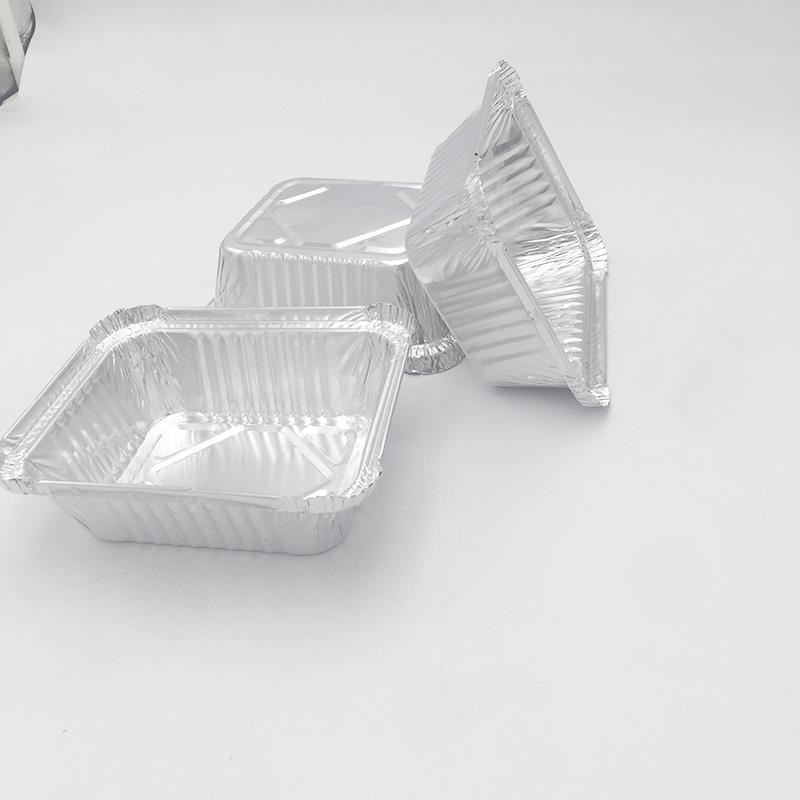 bbq disposable aluminium foil trays