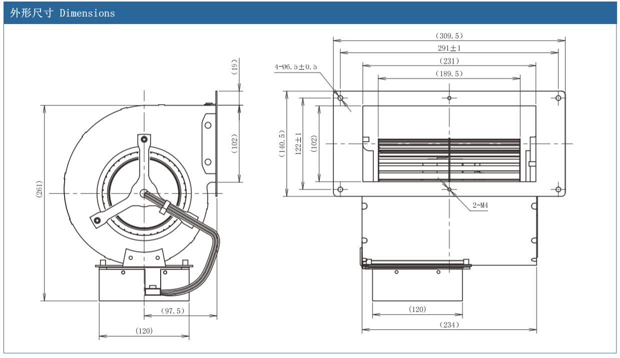 centrifugal fan design handbook