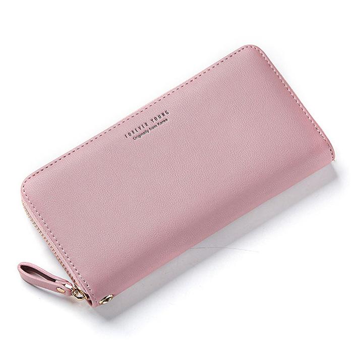 Wristband Women Long Clutch Wallet