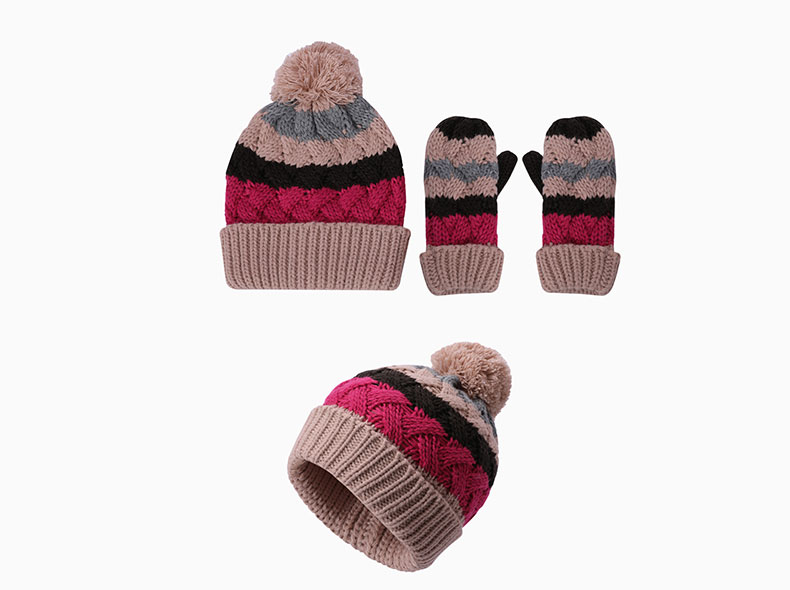 scarf and hat set mens