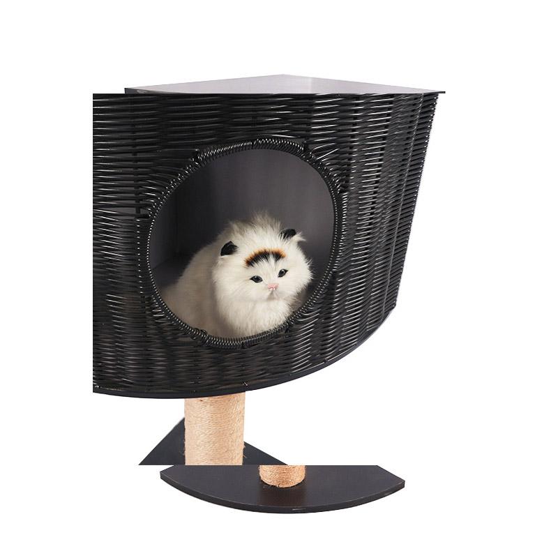 Double woven cat litter pet supplies