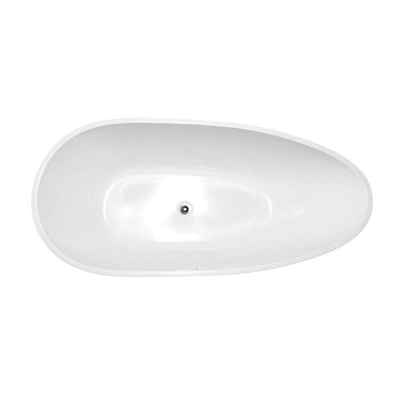 48 inch freestanding bathtubs
