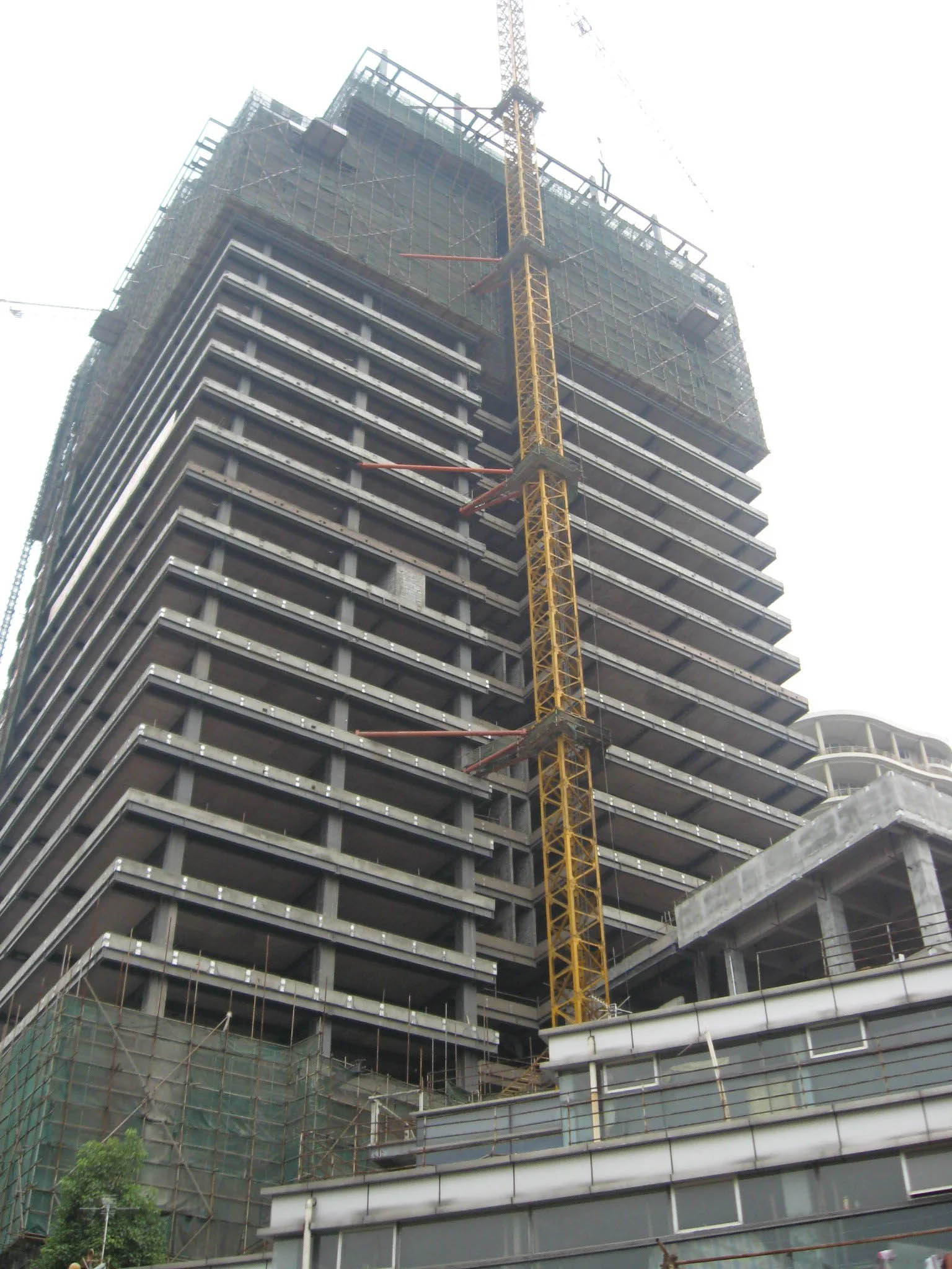 Steel Structure Prefabricated Apartment