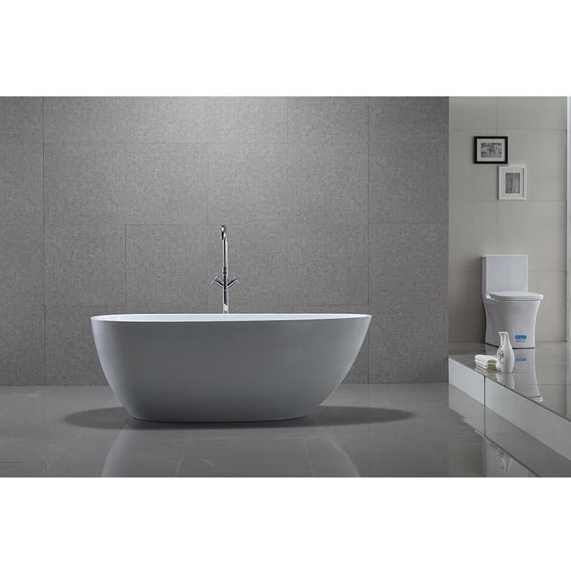 Modern acrylic freestanding bathtub manufacturers