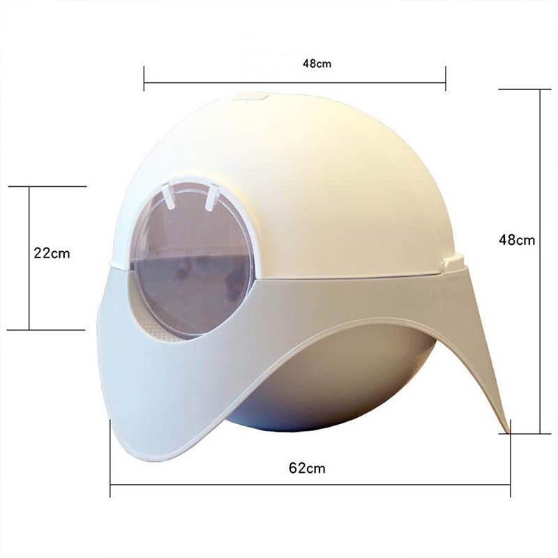Space litter box Manufacturer