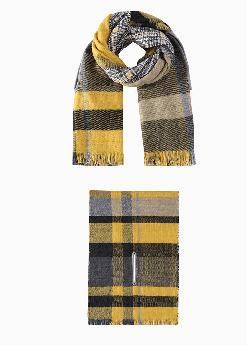 knit fashion scarves