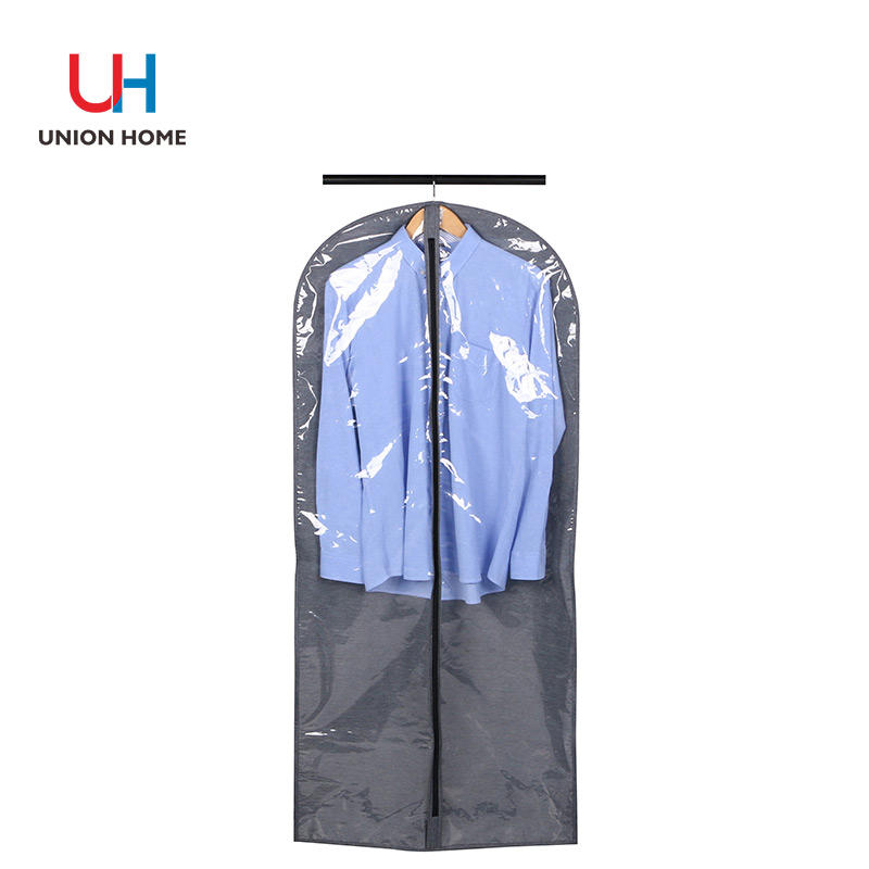 Cationic polyester suit bag