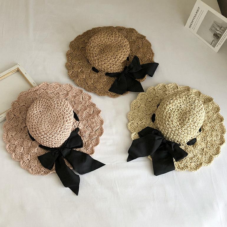 Folding sun sun hat