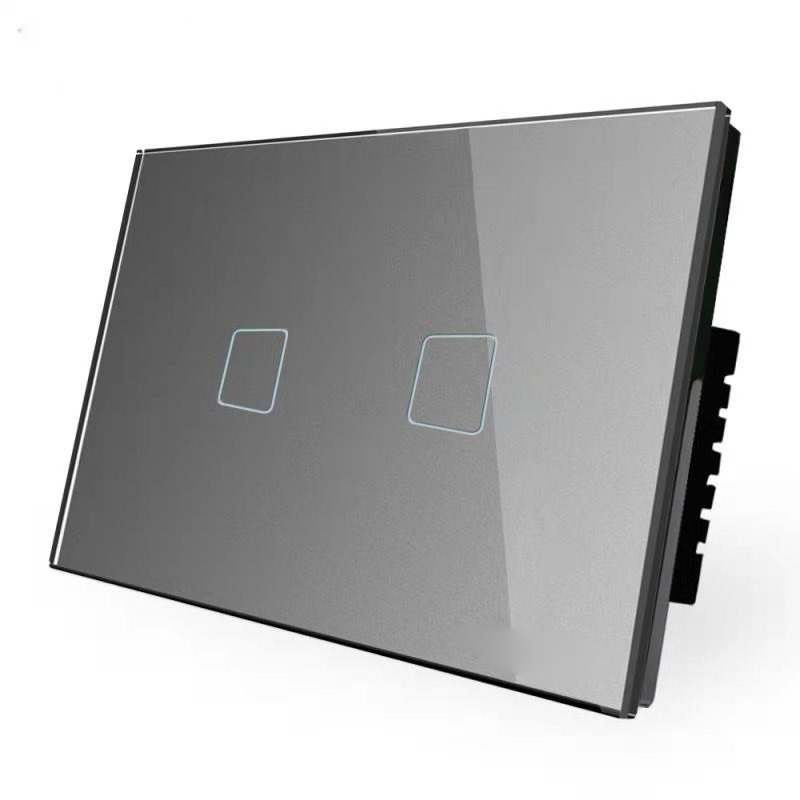 2 Way Wall Wifi Smart LED Light Touch Tuya Switch and Sockets Latest