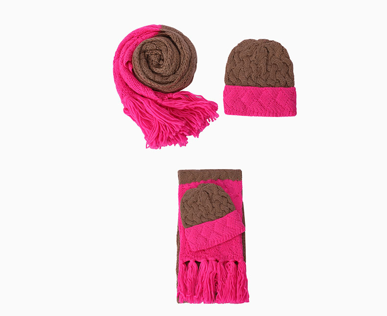 How about a hooded scarf