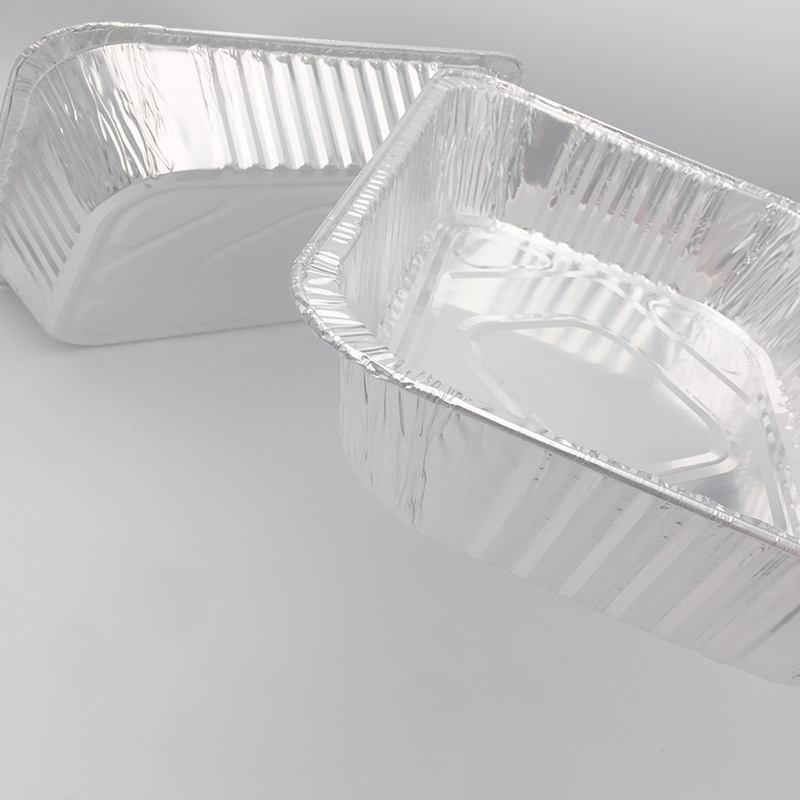 aluminium foil container with lid manufacturer