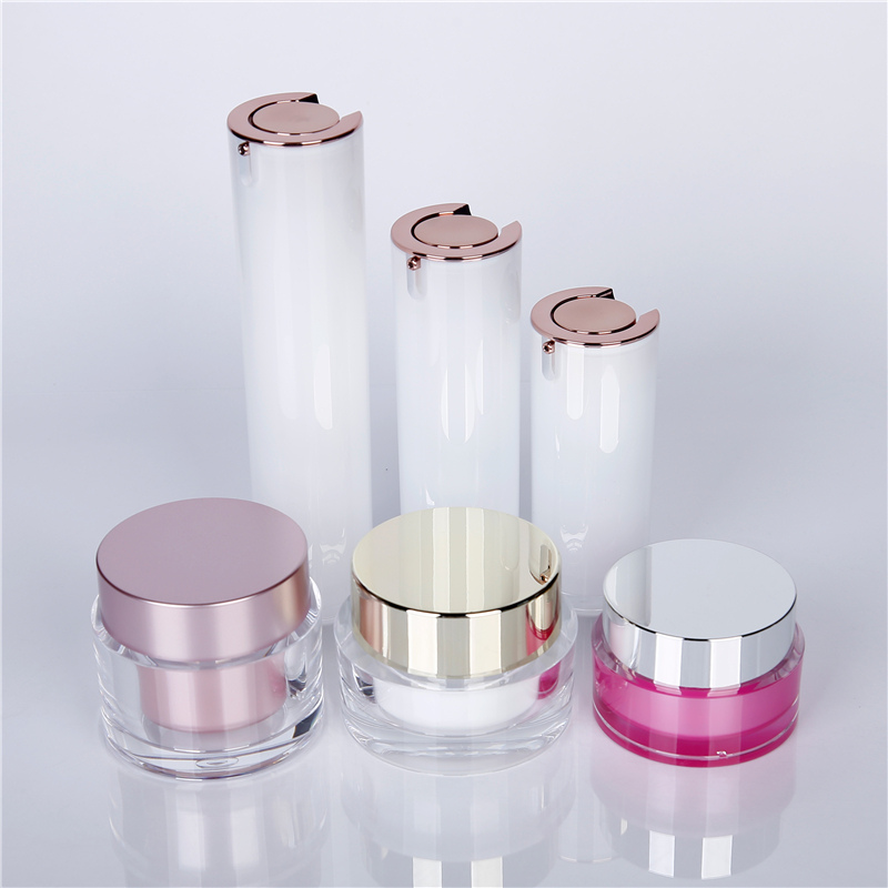 plastic  container Cosmetic bottles