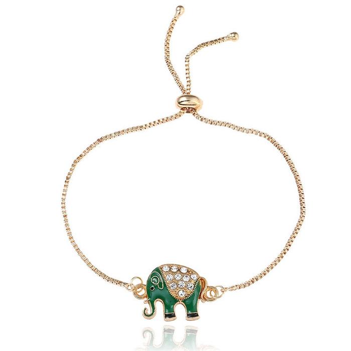Cartoon Elephant Bracelet