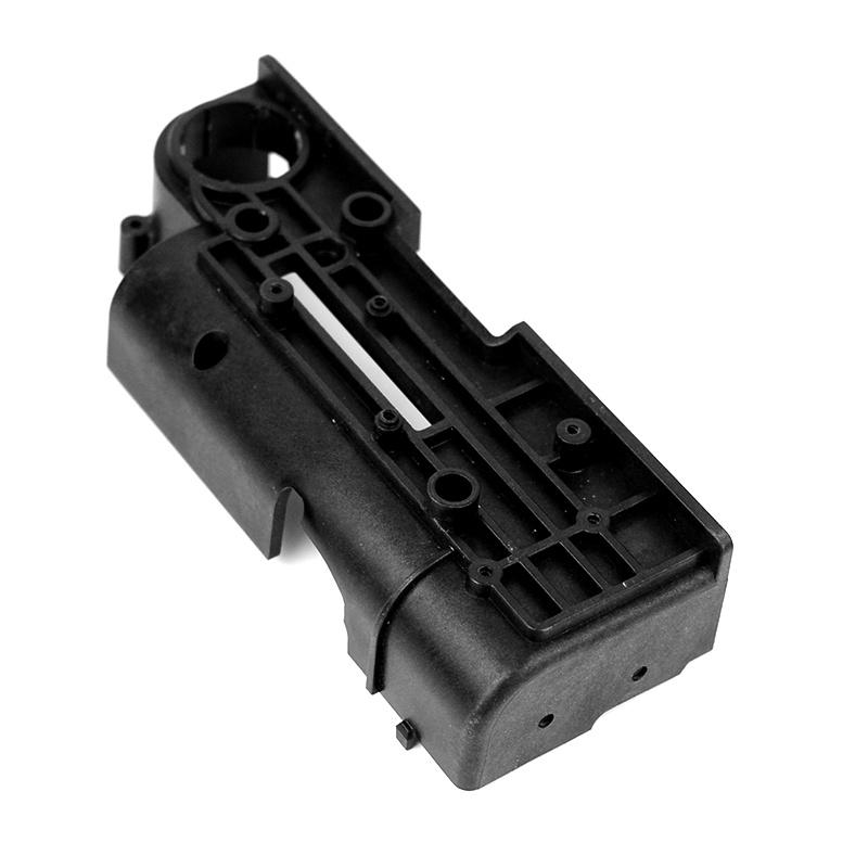 OEM fire retardent round plastic injection 7P battery holder