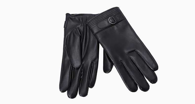leather gloves work factory
