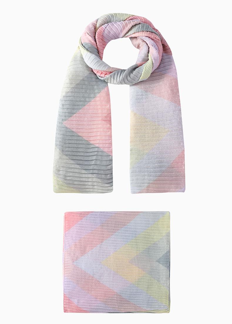 cotton scarf knitting pattern