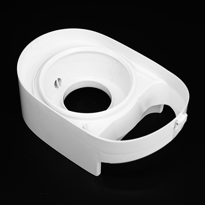 High quality customized furniture injection molding plastic handle for cabinet