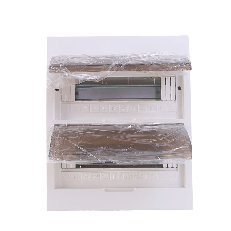 18 pole Indoor Electrical Consumer Unit Distribution Board Switchboard