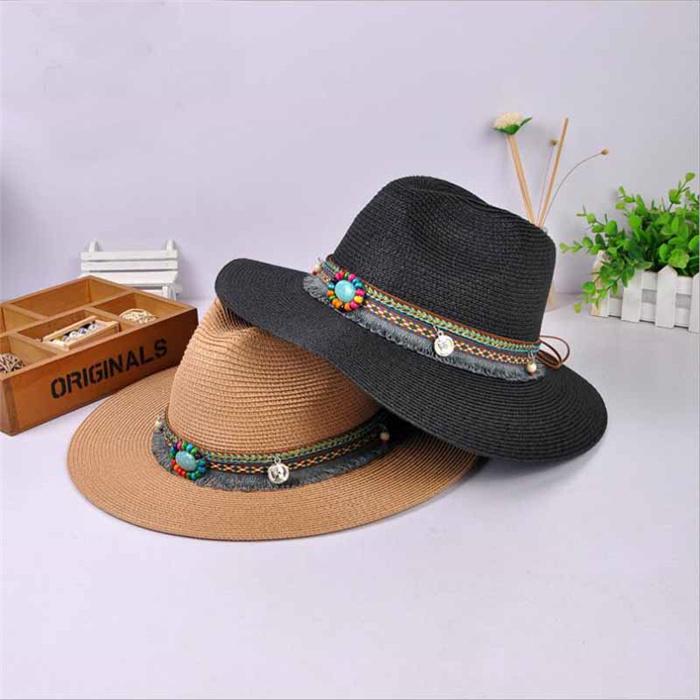 Bohemia Style Women's Jazz Caps hats