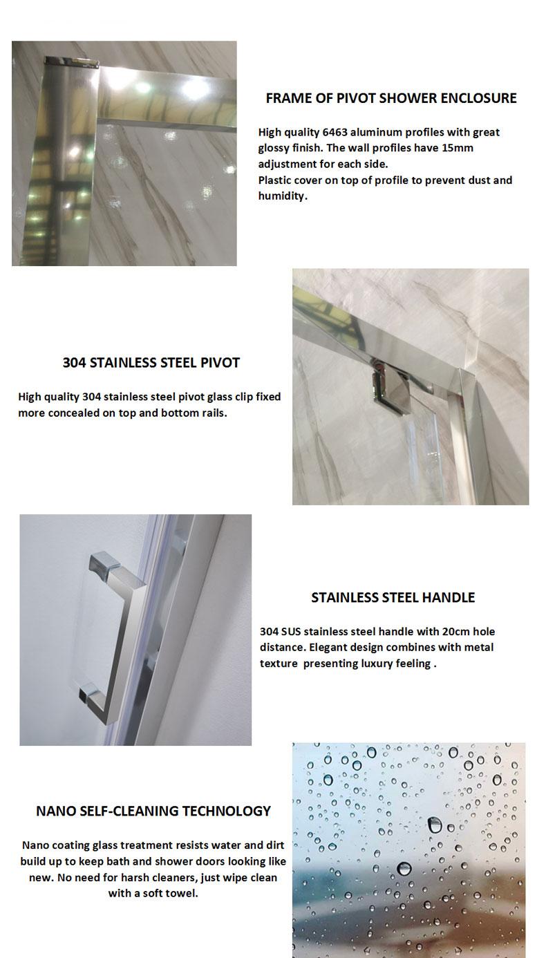 dreamline shower doors manufacturers