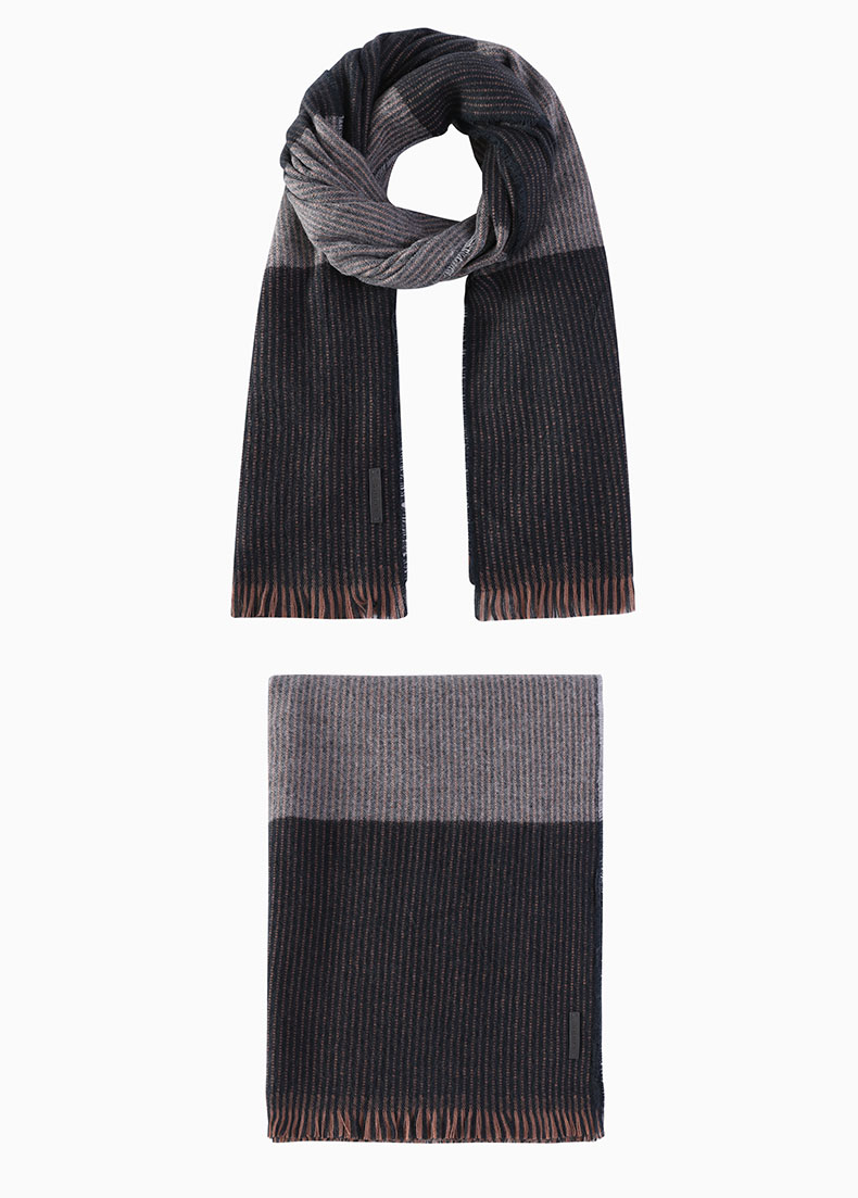 knitted scarf women's