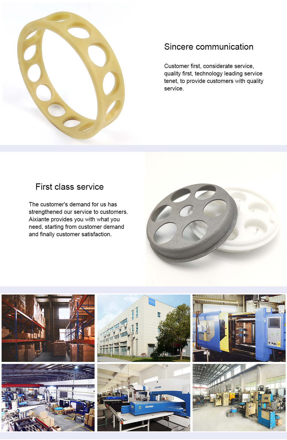 plastic injection mold production