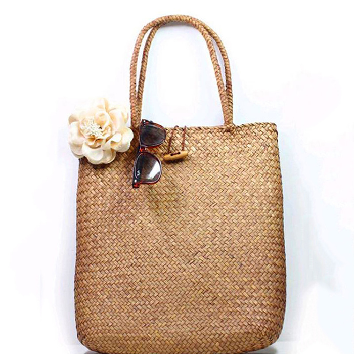 Rattan Woven Handmade Shoulder Bag
