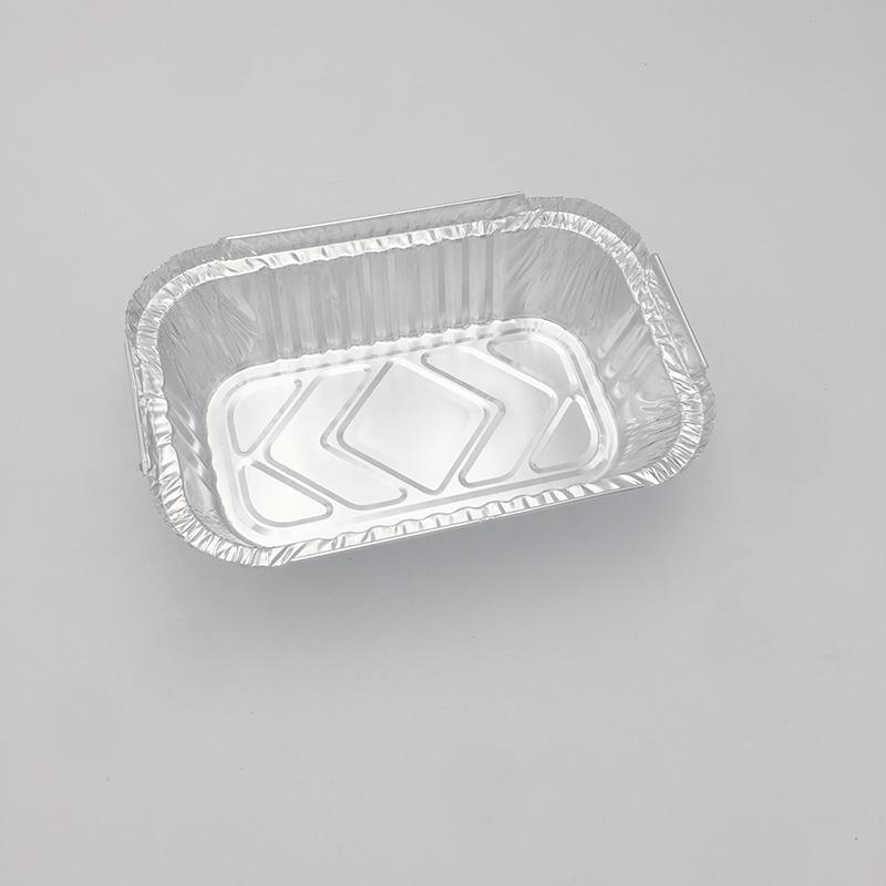 Aluminium foil container distributor