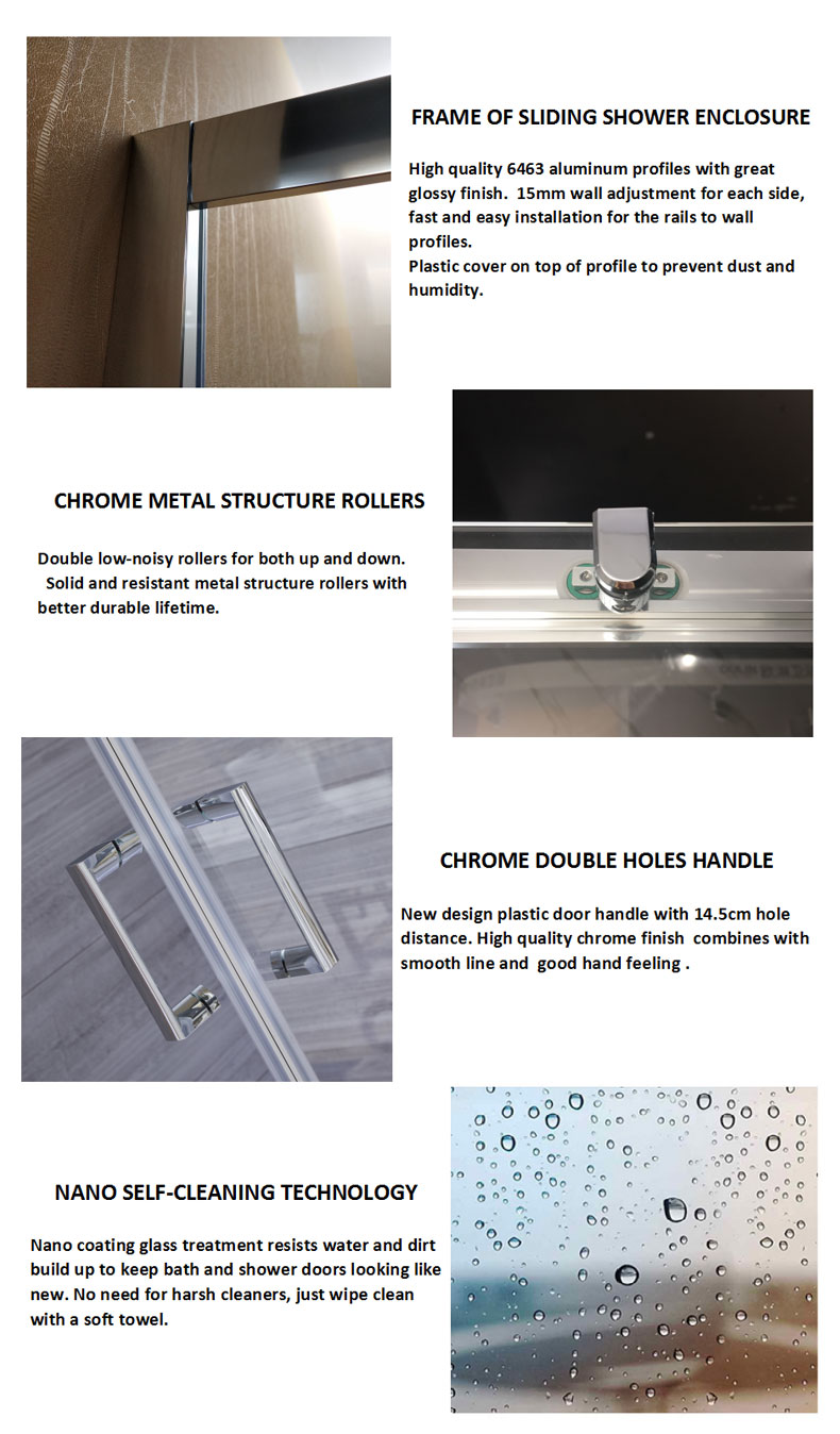 small shower enclosure manufacturers
