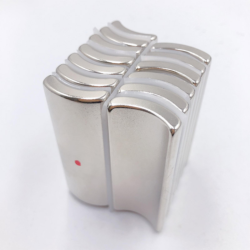 Long Arc Neodymium Magnet