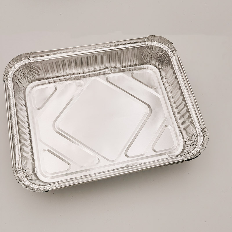 aluminium foil container manufacturing project
