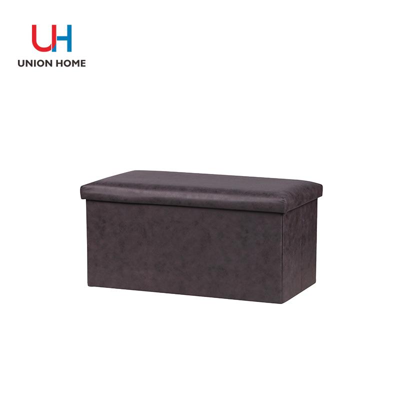 Sponge velvet foldable stool