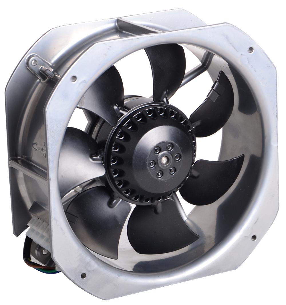 axial fan components