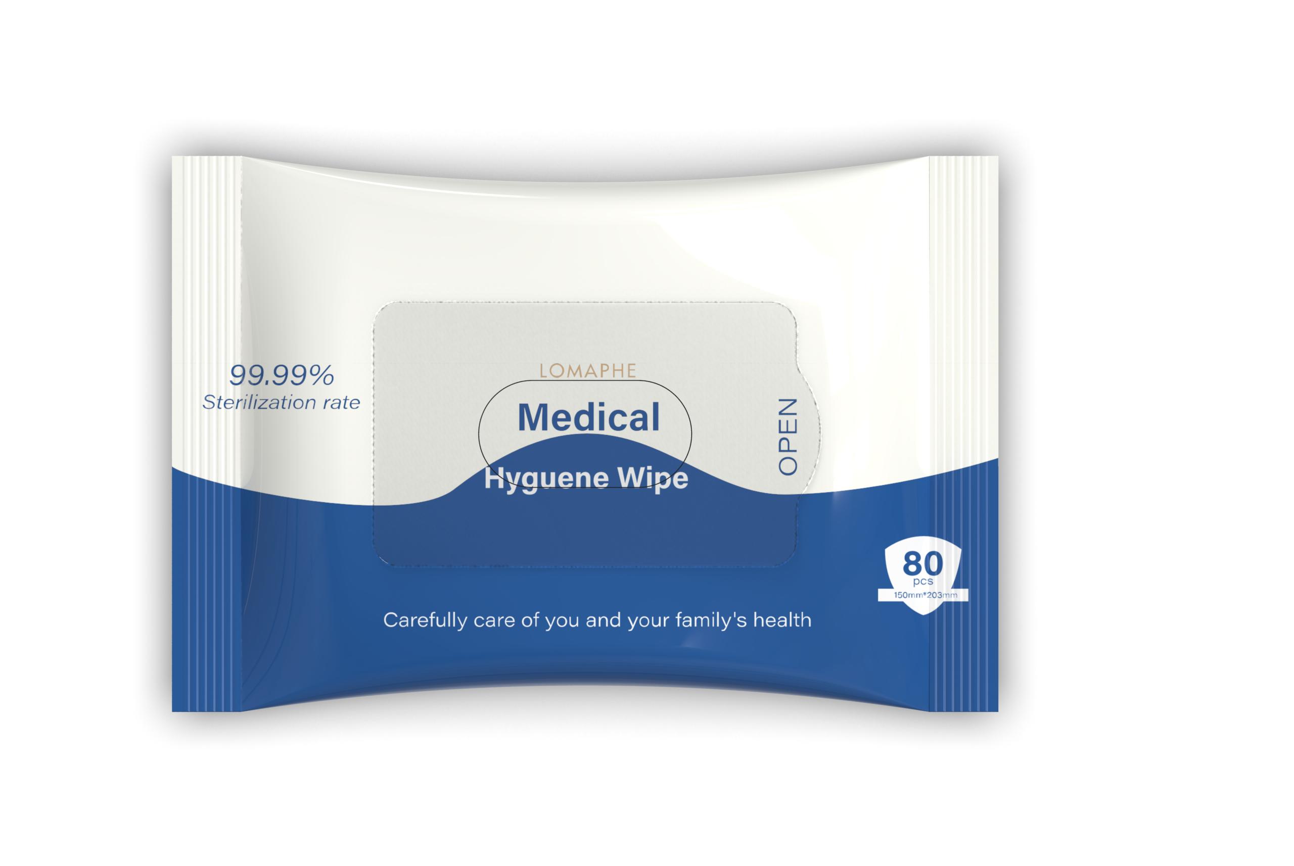 15X20CM medical wipes