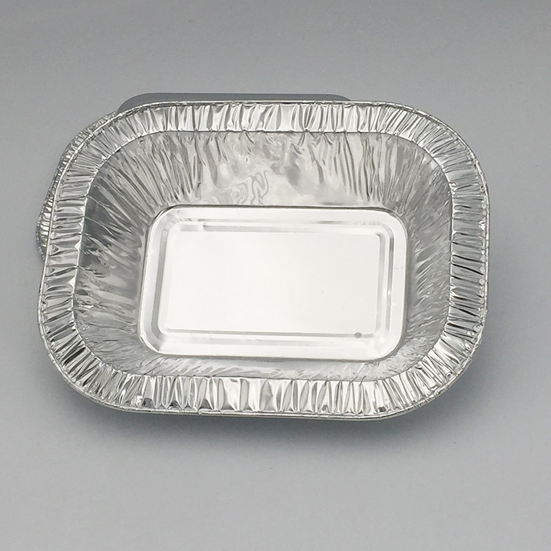 Clean aluminum foil tray Supplier
