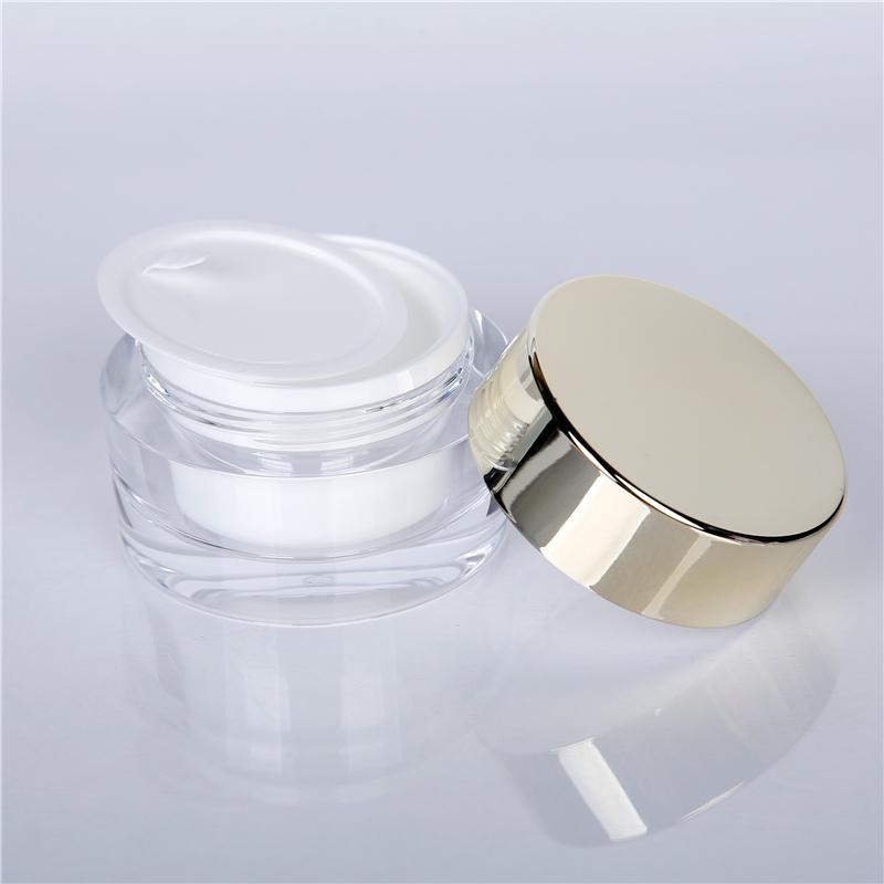China cosmetic jars Factory